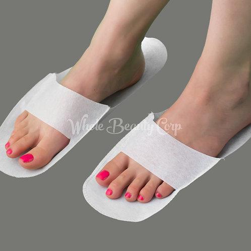 Non-woven Fabric Pedicure Slipper