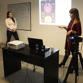 Capacitación para Ópticas en Universidad de Palermo