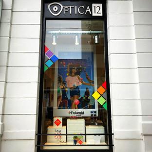 The Cool Window para Polaroid