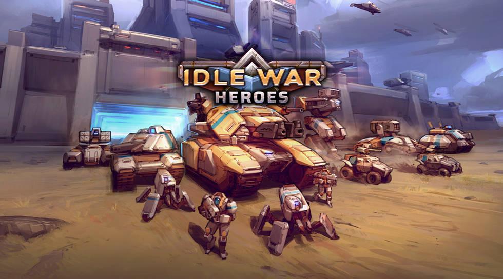 Idle War Heroes
