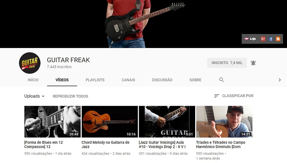 Guitar Freak
