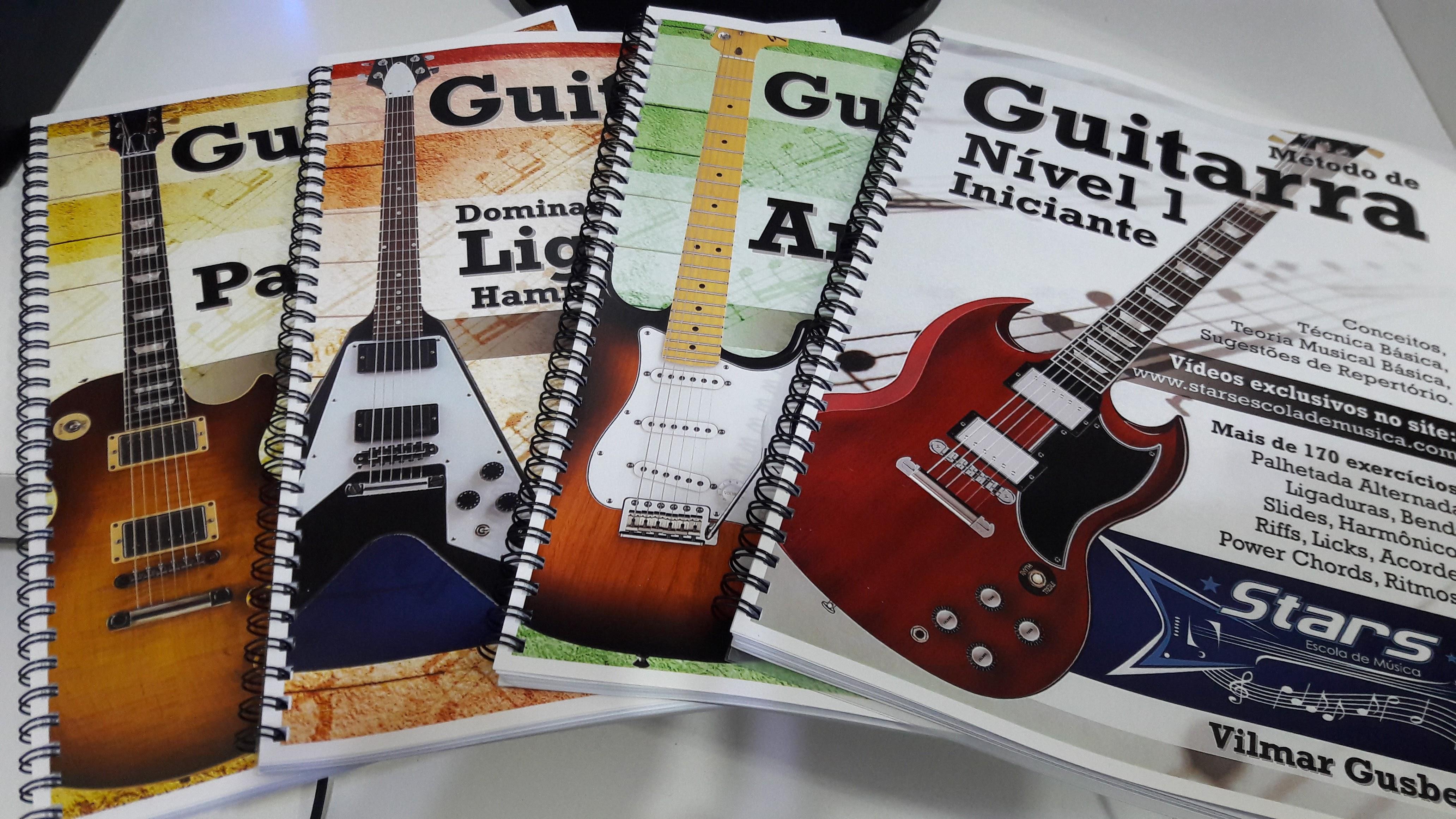 Aulas de Violão e Guitarra