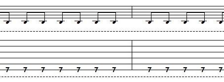 Guitarra Rítmica Heavy Metal - Parte 3