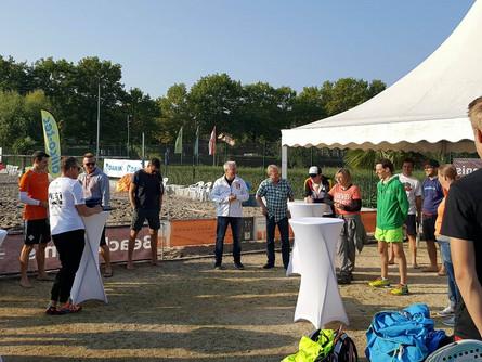 BTP esindatud ITF turniiril Saksamaal,Ladenburgis