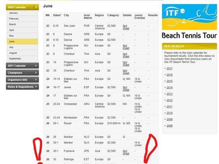 Esimene ITF turniir Tartus!