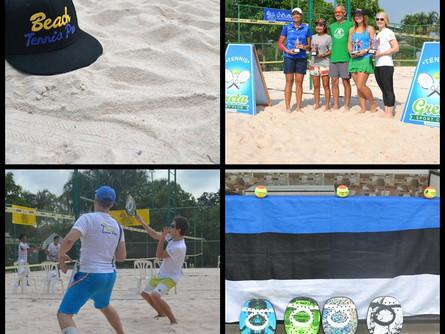 BTP tiim viibimas Taimaal rannatennist mängimas!!
