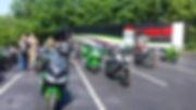 Kawasaki Demo Bikes