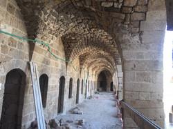 פרויקט בעבודה- חאן אל-עומדאן - עכו5