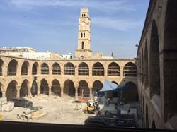 פרויקט בעבודה- חאן אל-עומדאן - עכו6