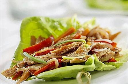 蔬菜絲沙拉