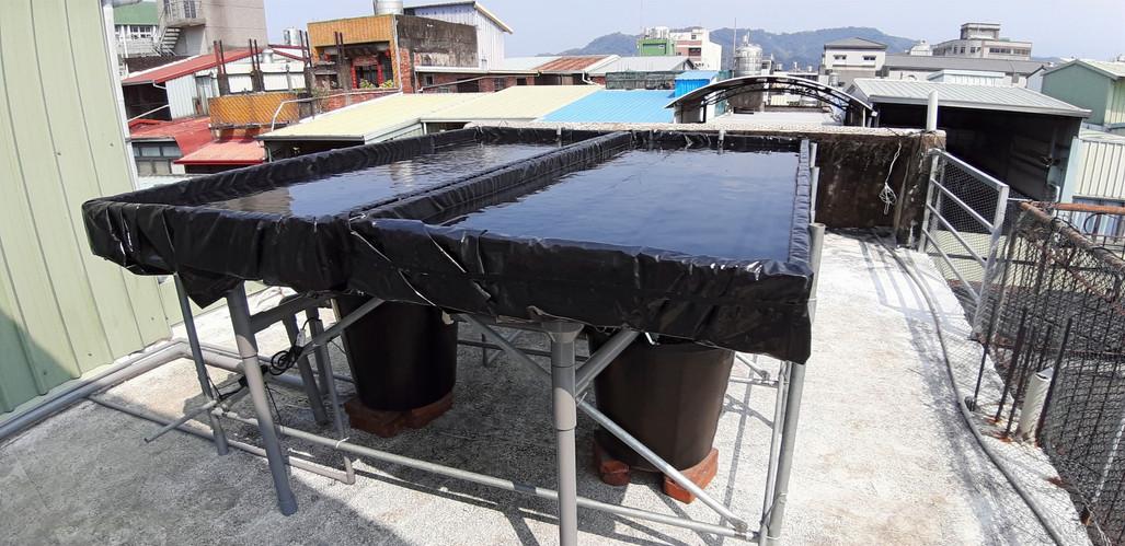 閒置屋頂建構