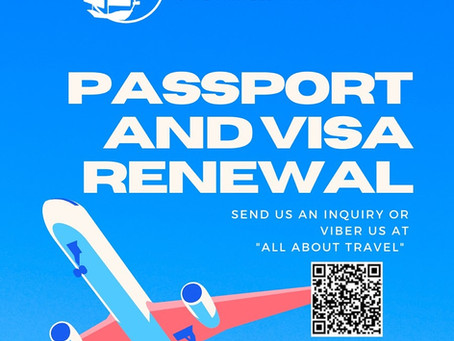 Ark Travel Passport Renewal Assistance.