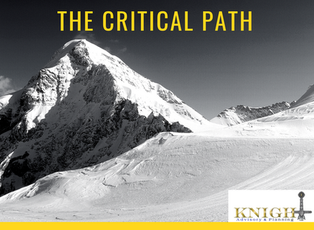 Determine Critical Paths in your Project to eliminate Critical Losses