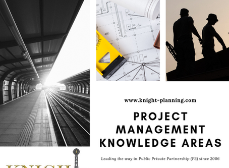 AAPM Knowledge Areas & P3 Project Management