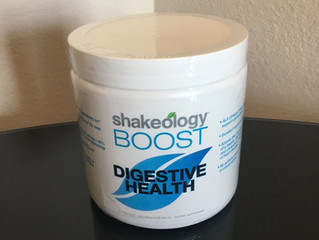 Product Review: Digestive Health Boost