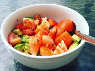 Simple Anti-Inflammatory Salad
