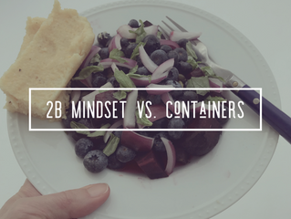 2B Mindset vs. the Container System: What's the Difference?