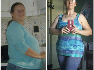 Lisa's 80 Day Obsession Results
