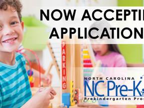 Long's Chapel Child Enrichment Center now accepting applications for new NC PreK Program