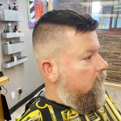 Haircut and Beard by Yessi