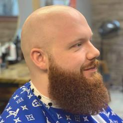 Beard Grooming by Brendan