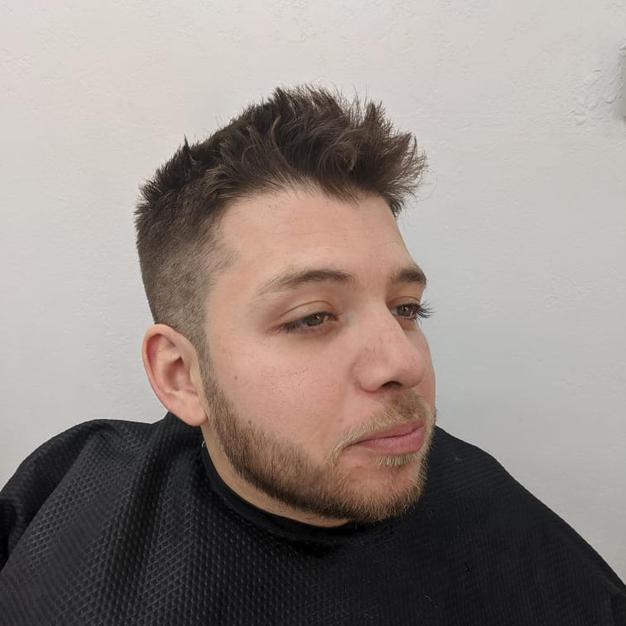 Haircut and Beard