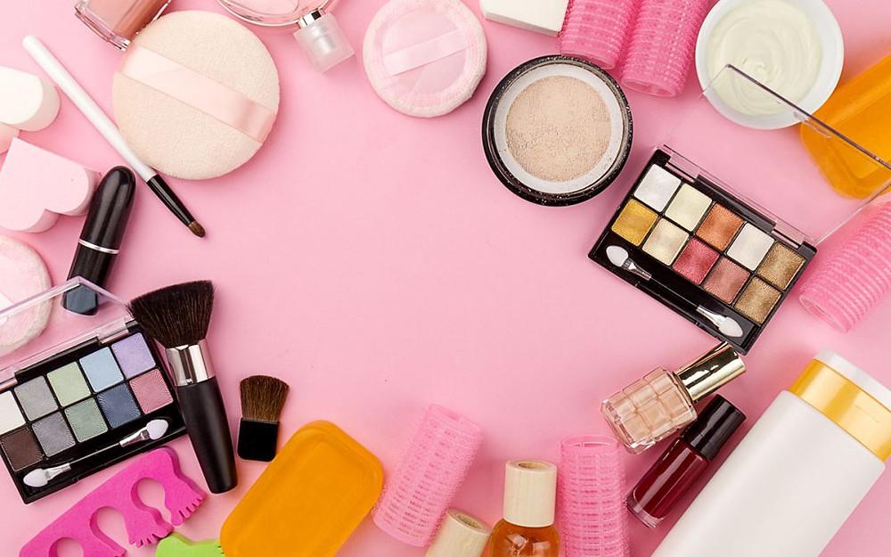 Assunto nao falta sobre maquiagem e beleza