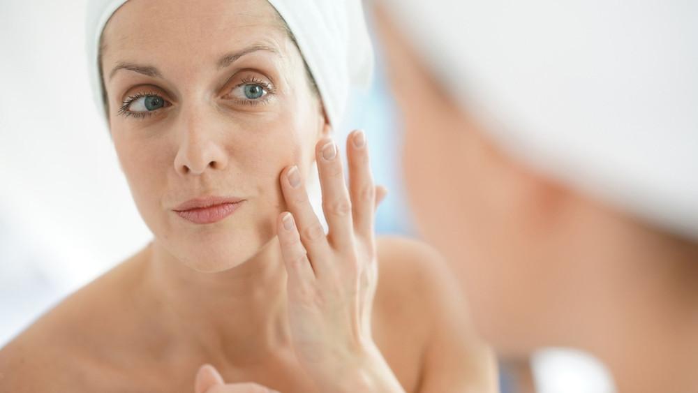 assunto nao falta sobre cuidados com a pele adulta