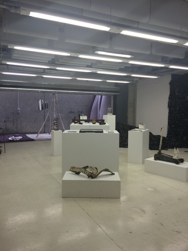 Final set up SASA Gallery