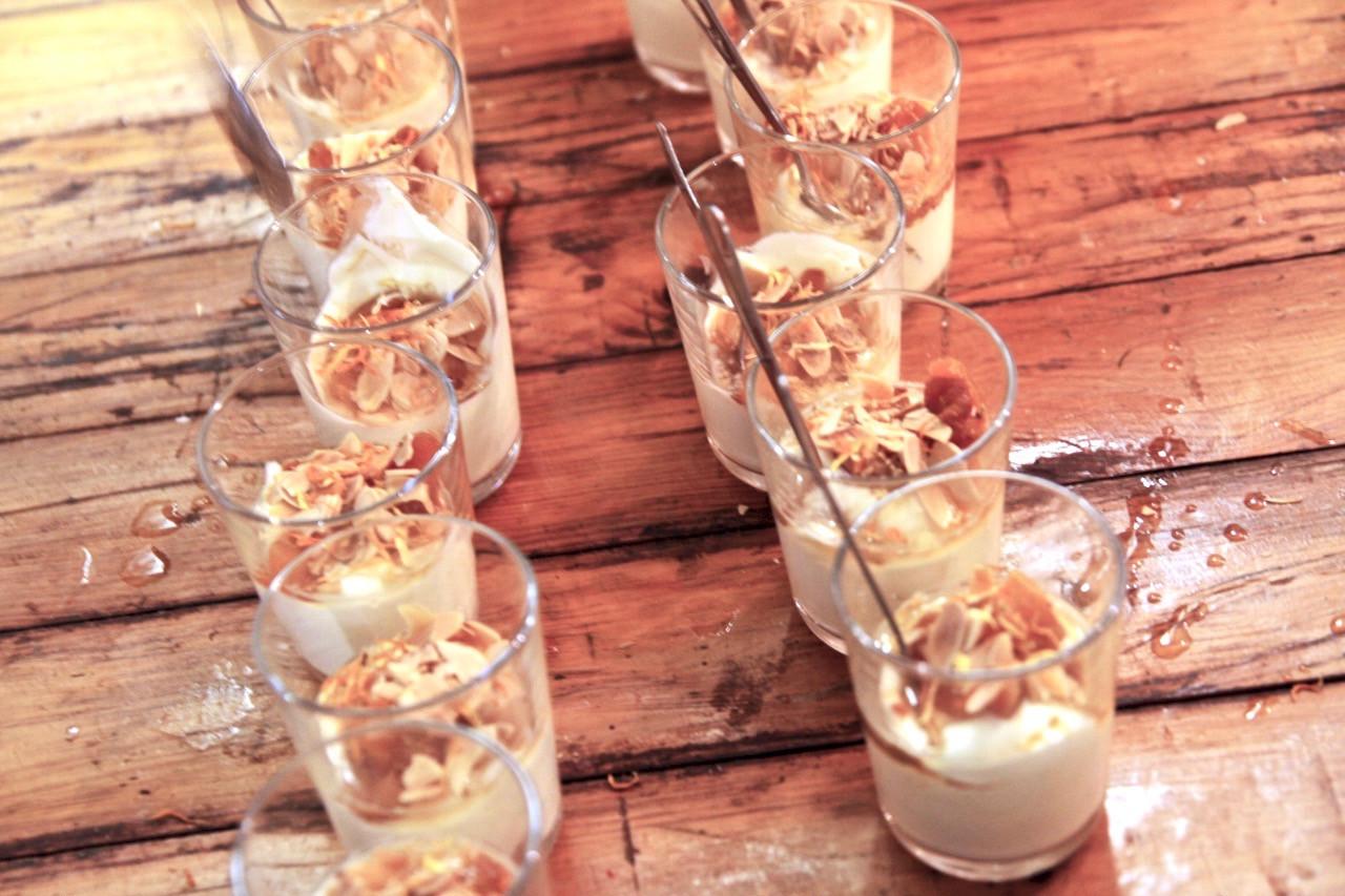Delectable Dessert by Jessie Spiby