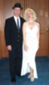 Marilyn and Sinatra Diana and Rick_edite