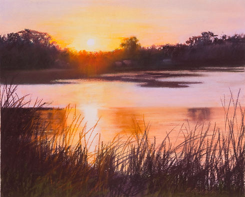 Sundown 16x20 Pastel on Paper.jpg