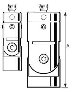 Gelenkstück M5