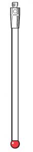 Tastereinsatz M2 mit Rubinkugel