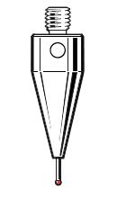 Tastereinsatz M5 mit Rubinkugel