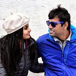 Rishabh & Nirali