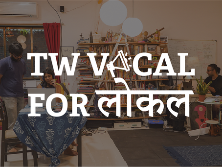 TraWork Vocal for Local Campaign: 1st Edition