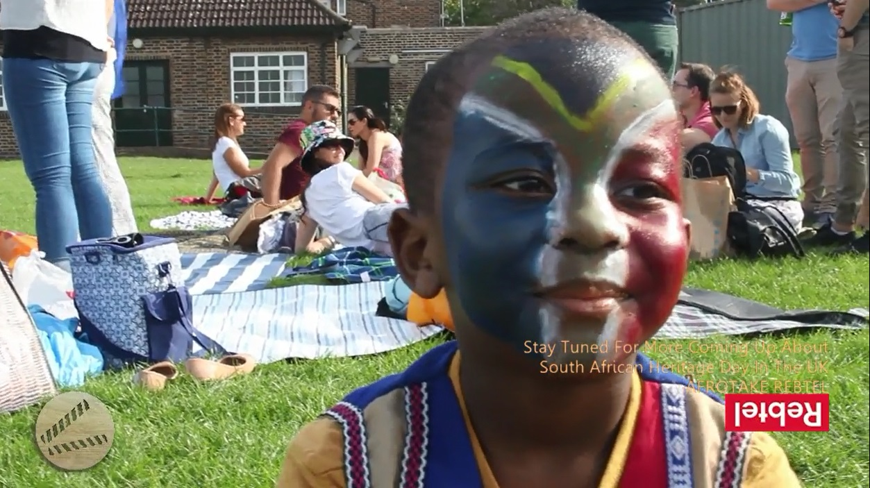 #afrotaking South African Heritage Day in the UK 2