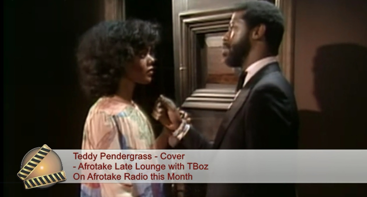 Teddy Pendergrass Cover Part 1