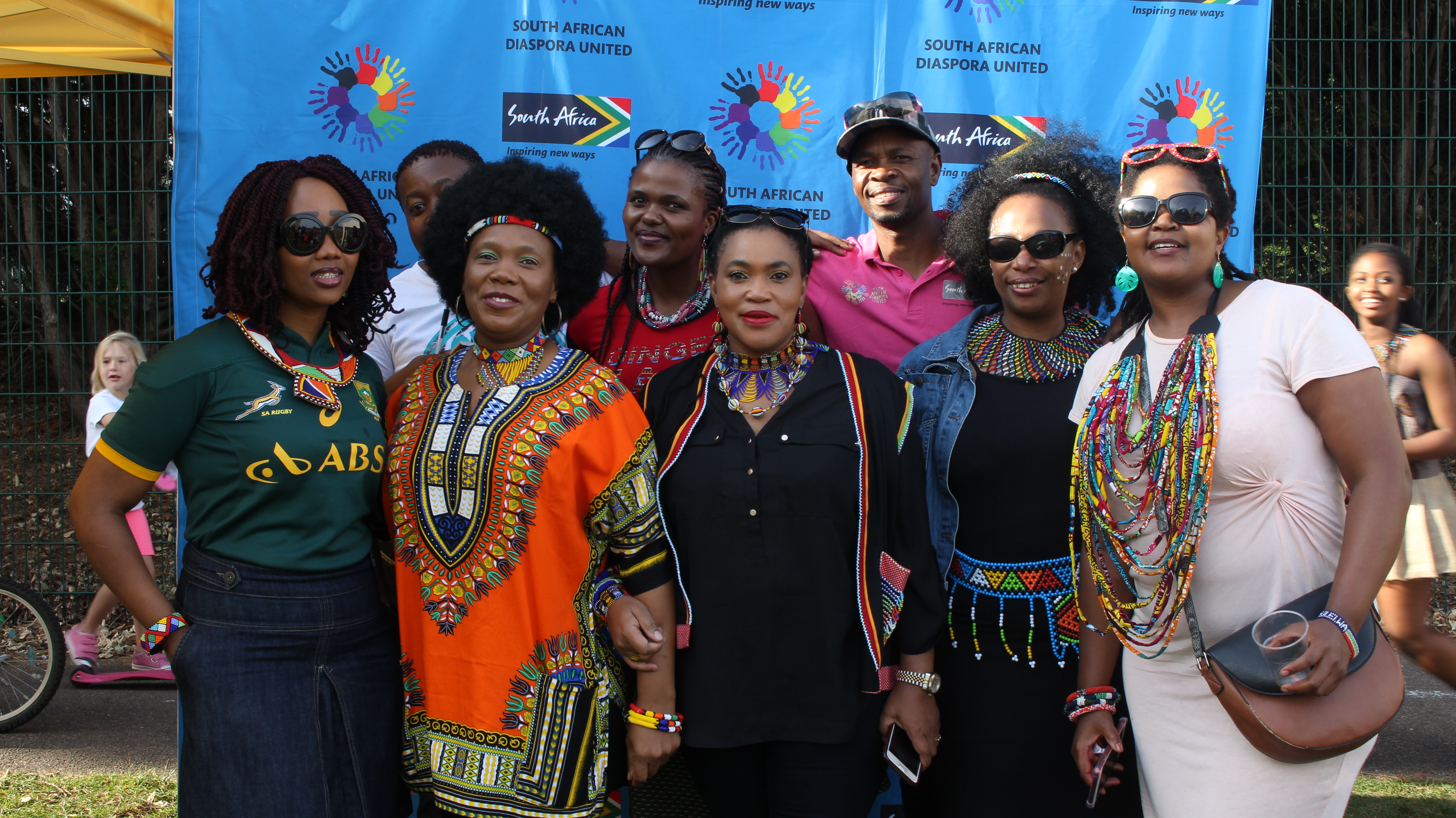 #afrotaking SA Diaspora United (1)