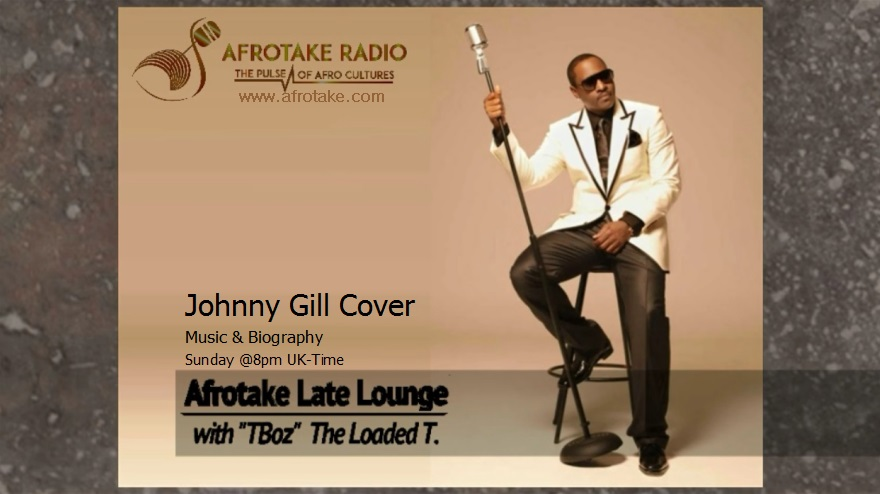 Johnny Gill Cover Part 1