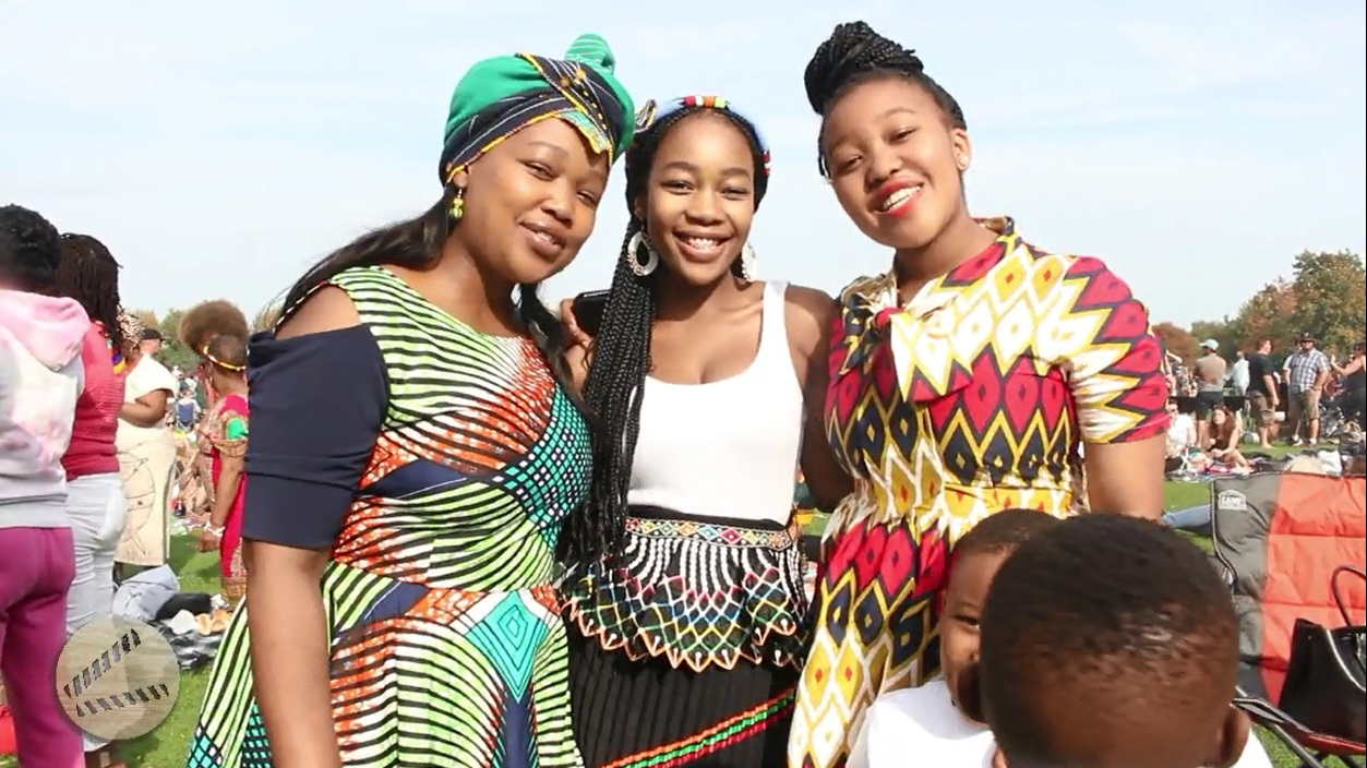 #afrotaking South African Heritage Day in the UK 11