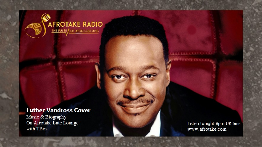 Luther Vandross Cover Part 2