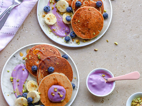Best Vegan gluten free pancake recipe