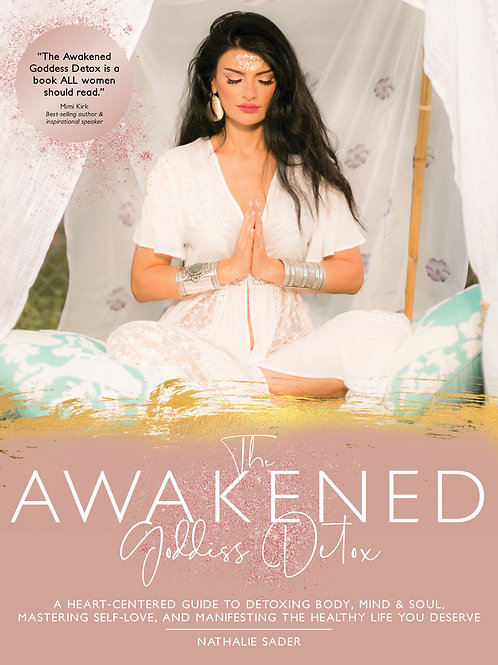 The Awakened Goddess Detox ebook