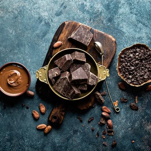 Decadent Dark Chocolate