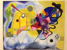 Kandinsky masterpiece