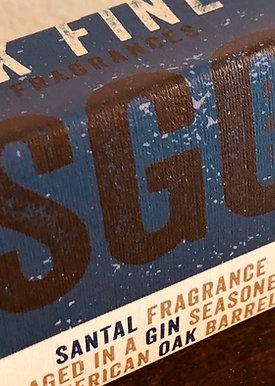SGO Batch #501 SANTAL AGED IN A GIN SEASONED AMERICAN OAK BARREL