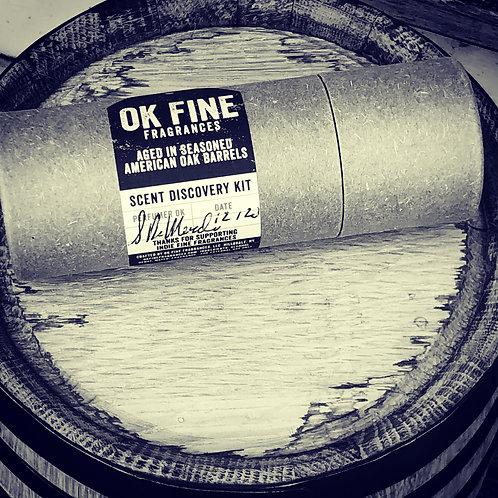 OK Fine 6 Sample Discovery Kit