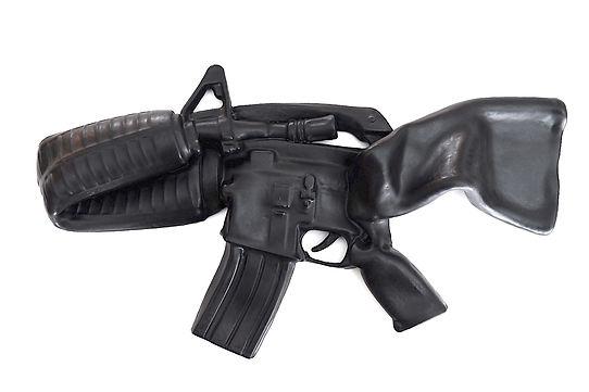 art gun bent back barrel ar15.JPG